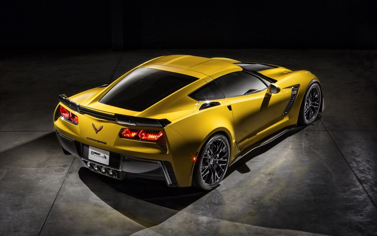 Chevrolet Corvette Z06 2015 Wallpaper 6