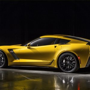 Chevrolet Corvette Z06 2015 Wallpaper 7