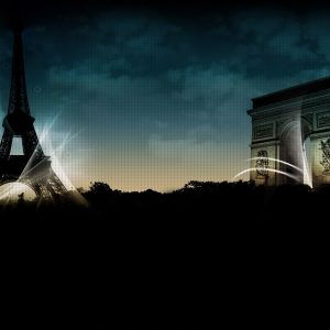 Eiffel Tower Paris Wallpaper 14