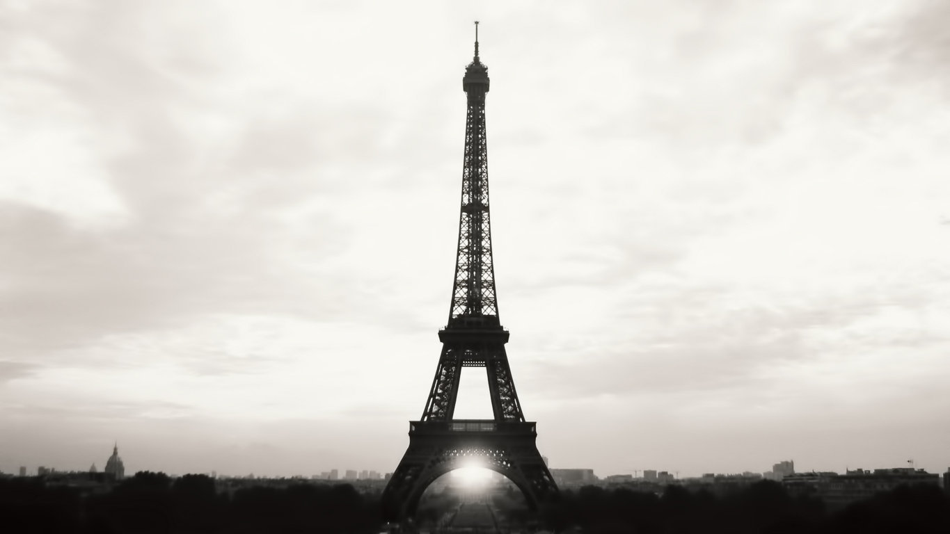 Eiffel Tower Paris Wallpaper 2