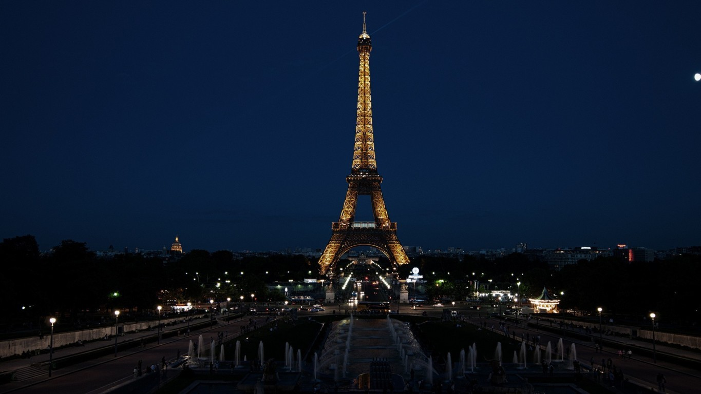 Eiffel Tower Paris Wallpaper 20