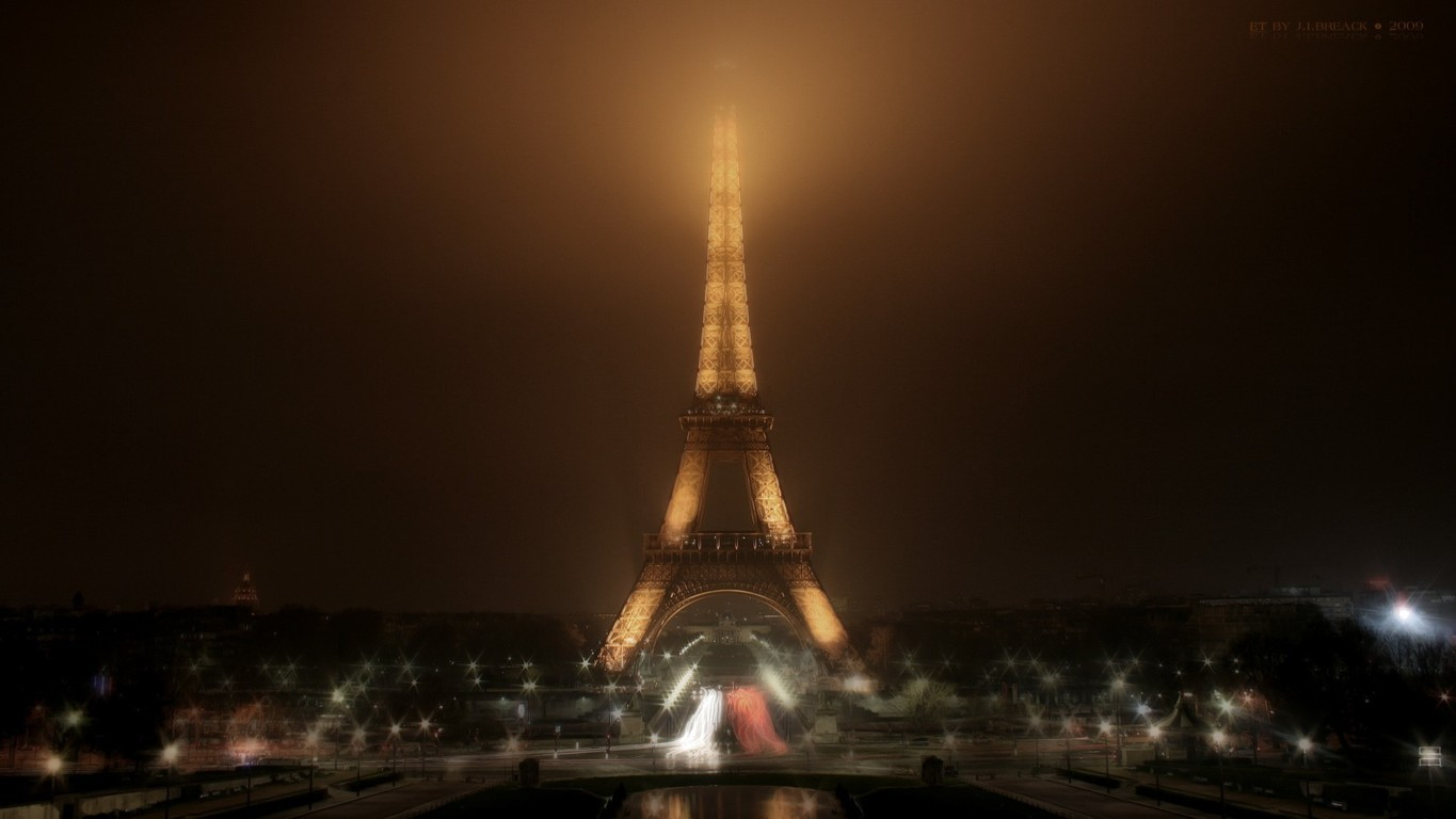 Eiffel Tower Paris Wallpaper 25