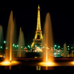 Eiffel Tower Paris Wallpaper 4