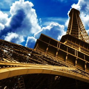Eiffel Tower Paris Wallpaper 9