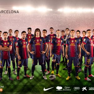 FC Barcelona Wallpaper 16 300x300