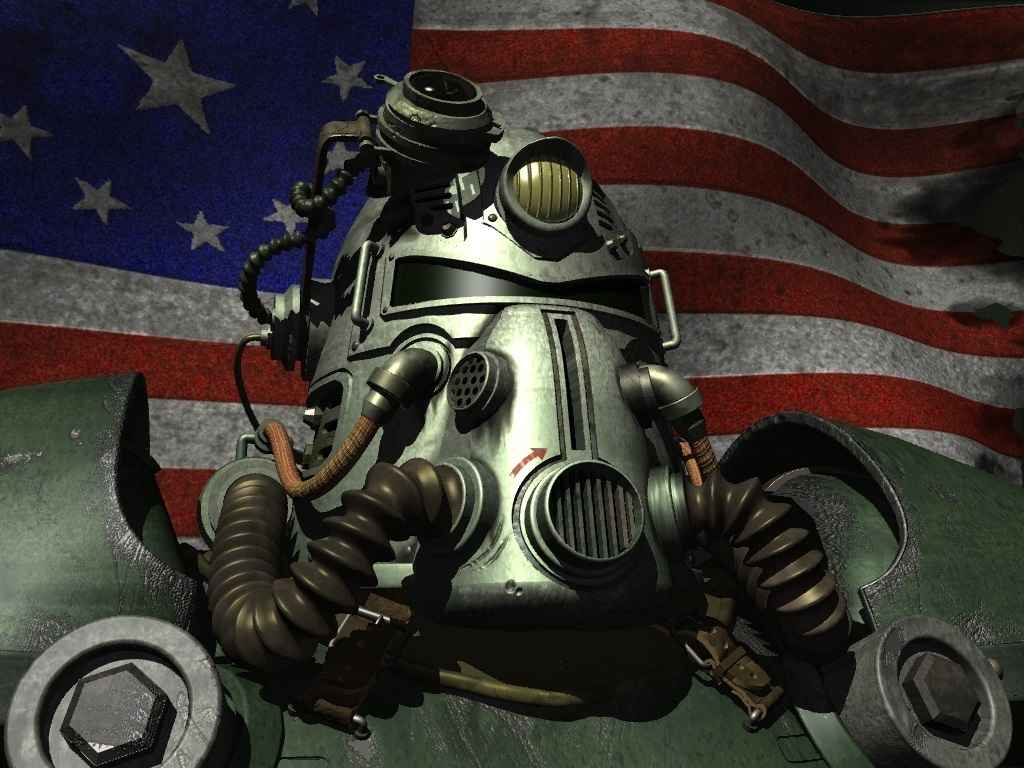 Fallout Video Game Wallpaper 2