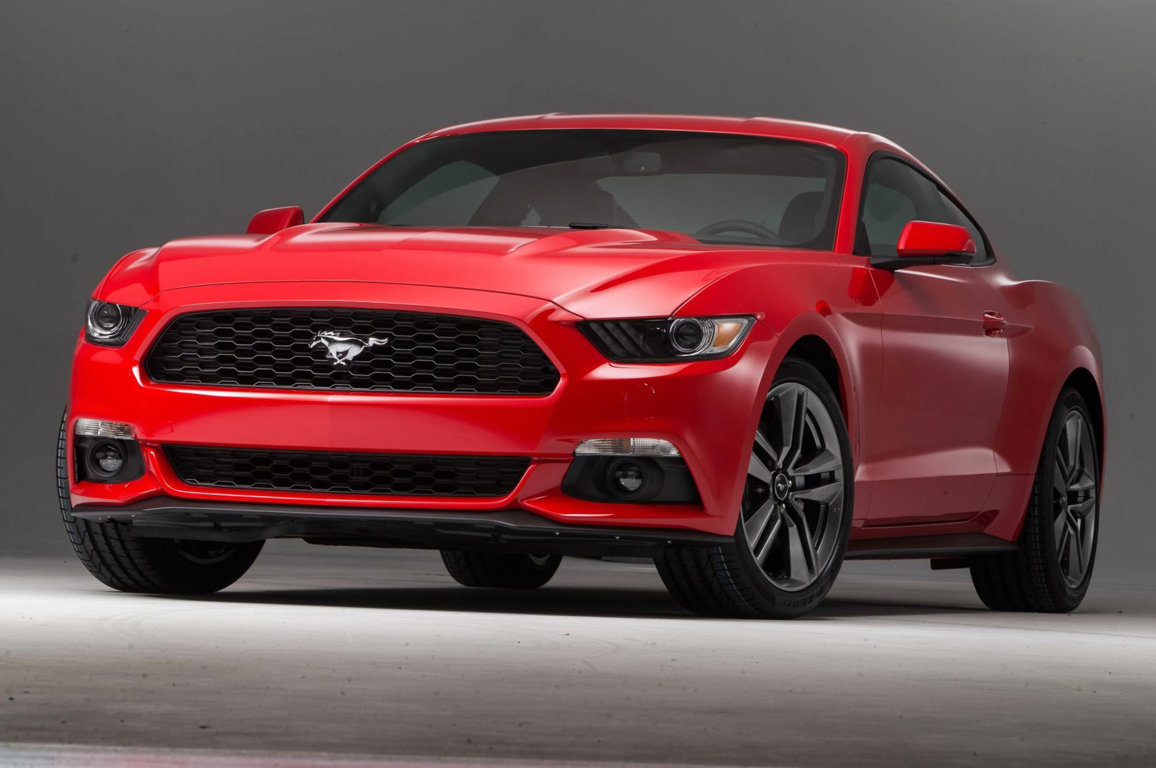 Ford Mustang 2015 Wallpaper 2