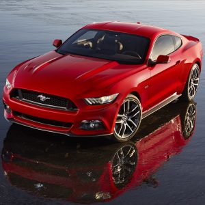 Ford Mustang 2015 Wallpaper 4