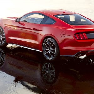 Ford Mustang 2015 Wallpaper 5 300x300