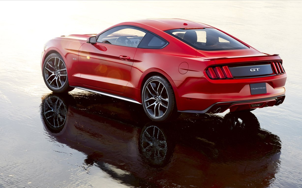 Ford Mustang 2015 Wallpaper 5