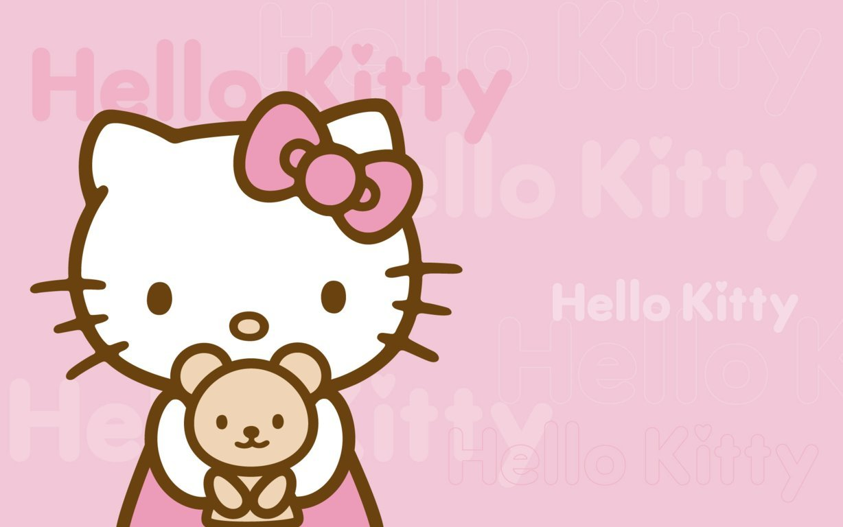 Hello Kitty Wallpaper 21