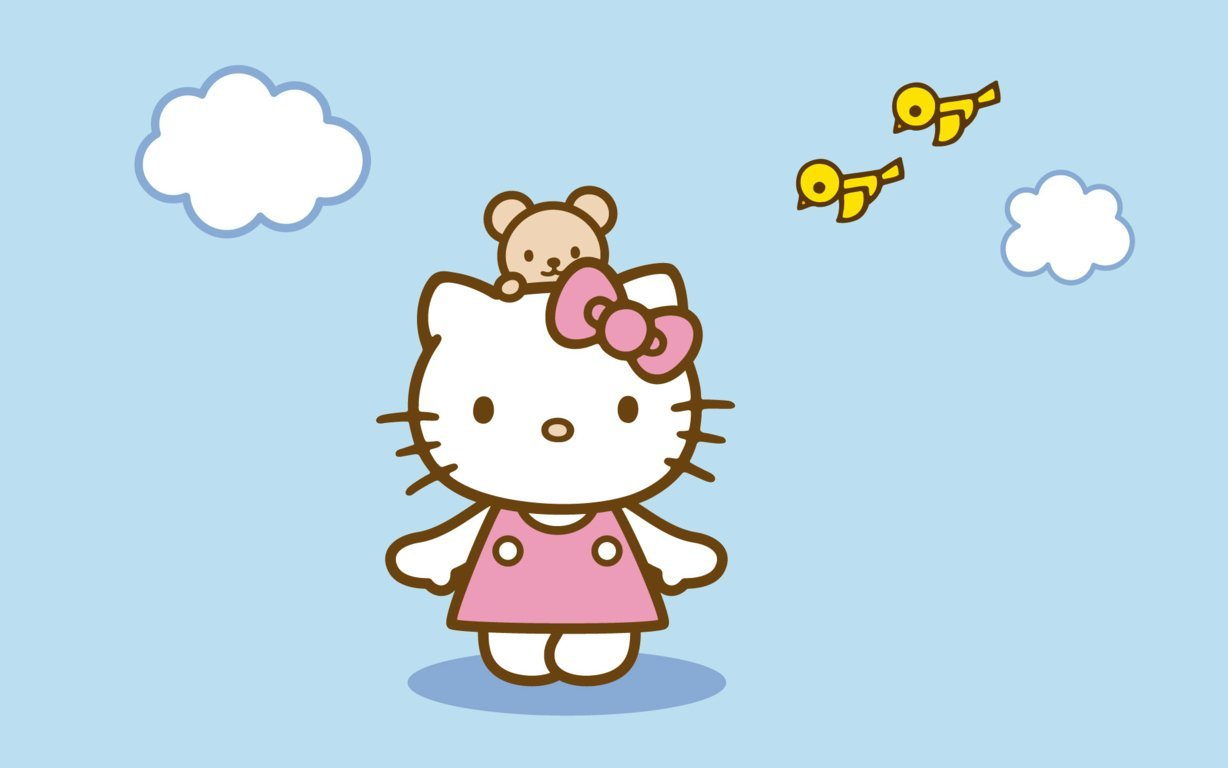 Hello Kitty Wallpaper 24