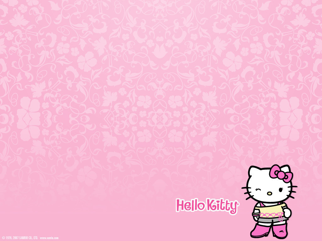 Hello Kitty Wallpaper 26