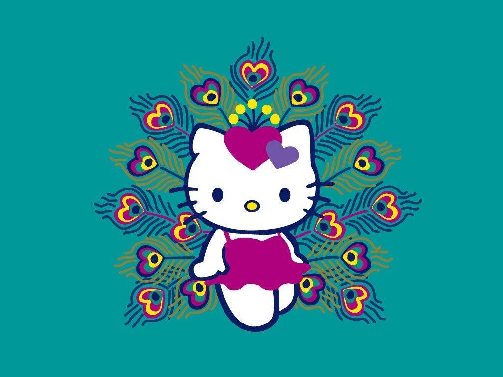 Hello Kitty Wallpaper 30