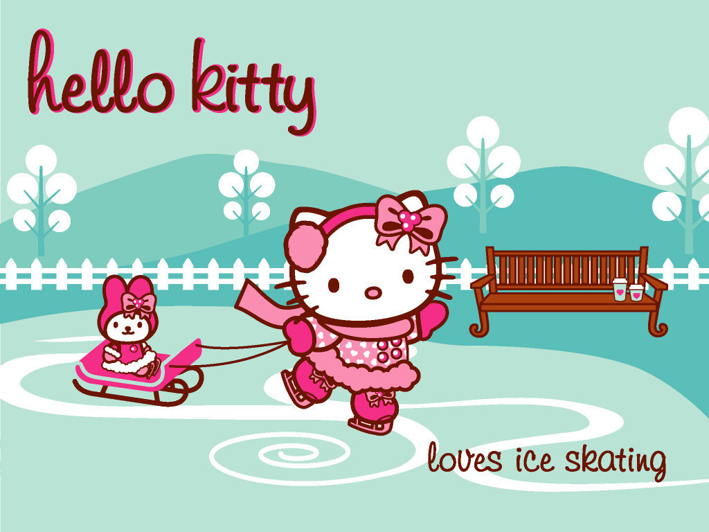 Hello Kitty Wallpaper 35