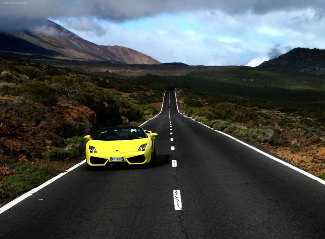 Lamborghini Gallardo Wallpaper 19
