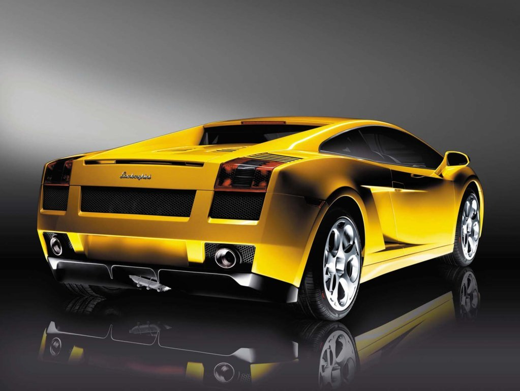 Lamborghini Gallardo Wallpaper 2