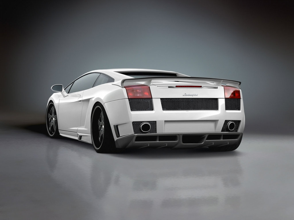 Lamborghini Gallardo Wallpaper 24