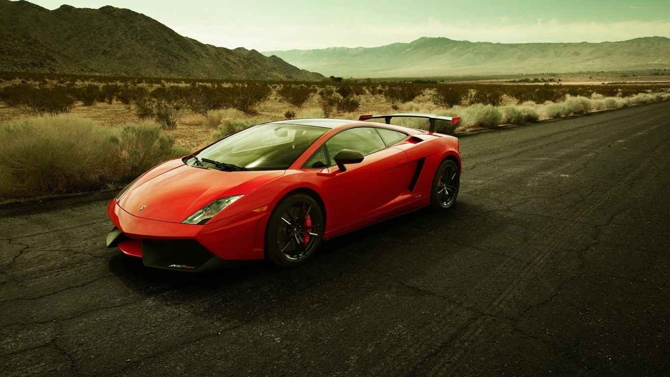Lamborghini Gallardo Wallpaper 32