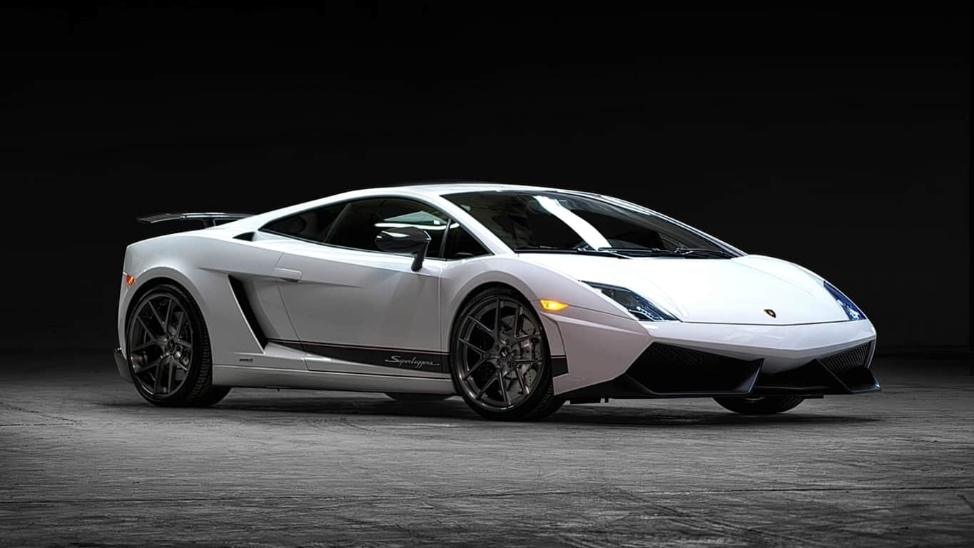 Lamborghini Gallardo Wallpaper 33