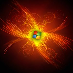 Microsoft Windows Wallpaper 6 300x300