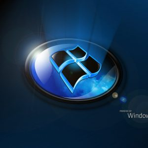 Microsoft Windows Wallpaper 7 300x300
