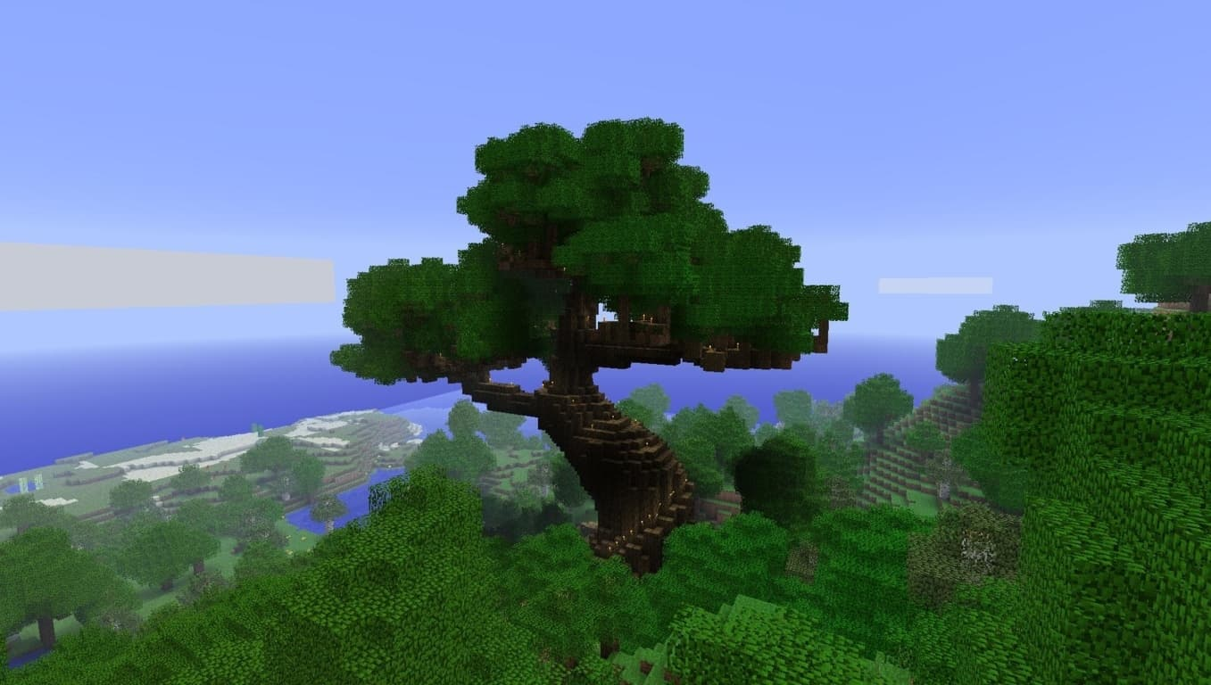 MineCraft Video Game Wallpaper 10 photo