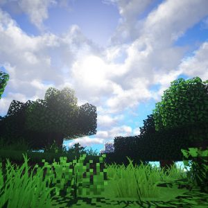 MineCraft Video Game Wallpaper 14