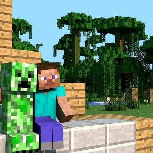 MineCraft Video Game Wallpaper 15