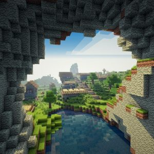 MineCraft Video Game Wallpaper 18