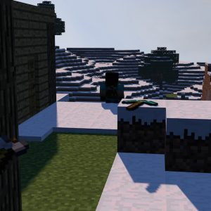 MineCraft Video Game Wallpaper 20