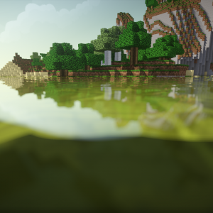 MineCraft Video Game Wallpaper 41