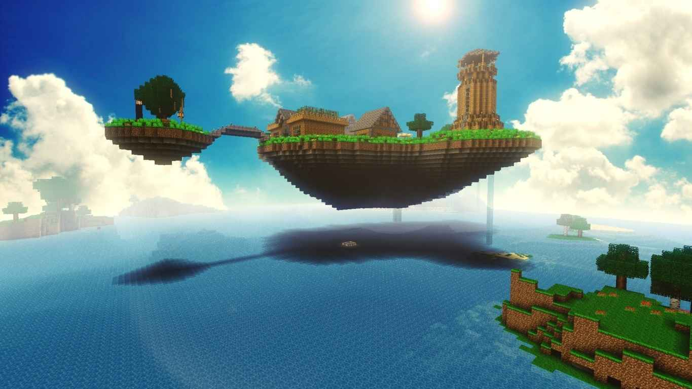 MineCraft Video Game Wallpaper 51