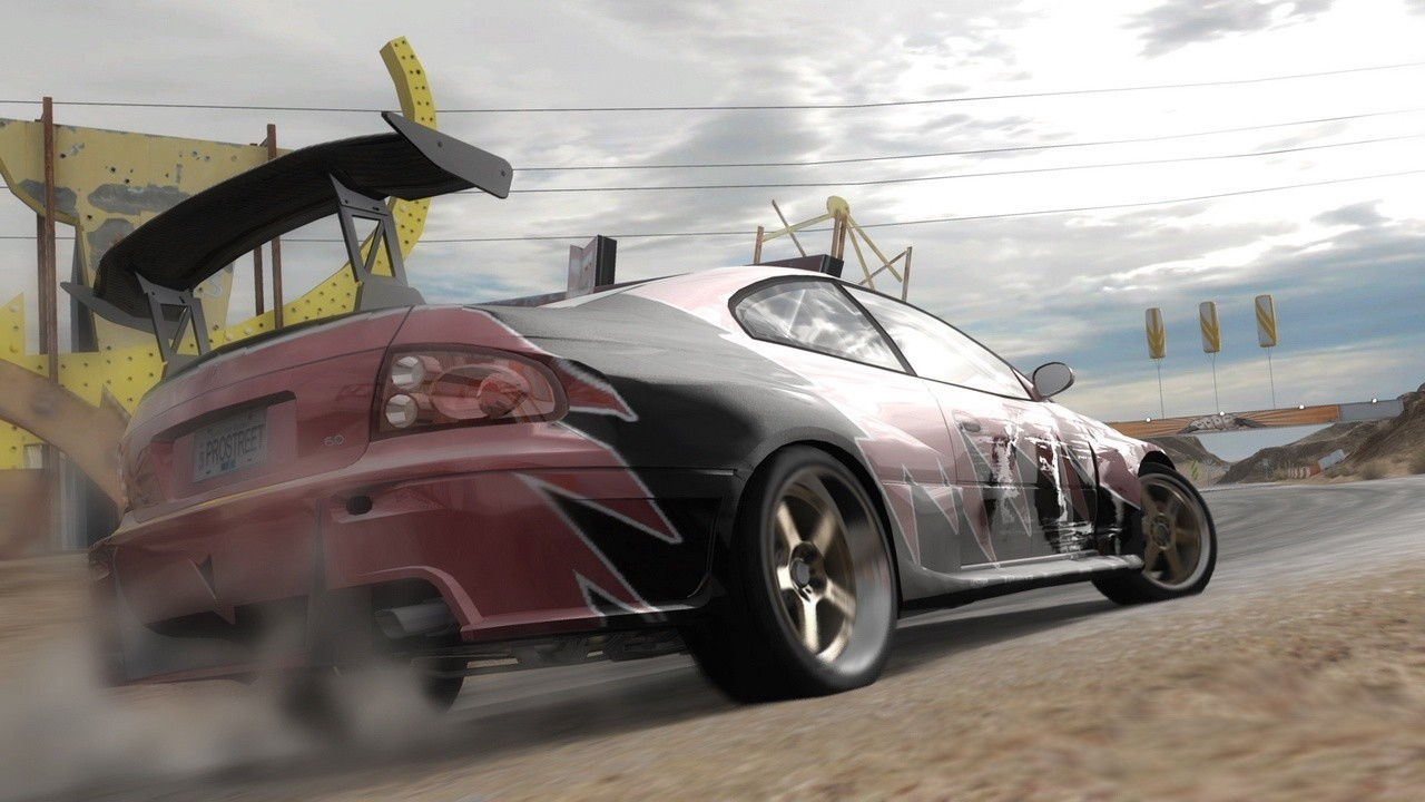 Need for Speed Prostreet 12