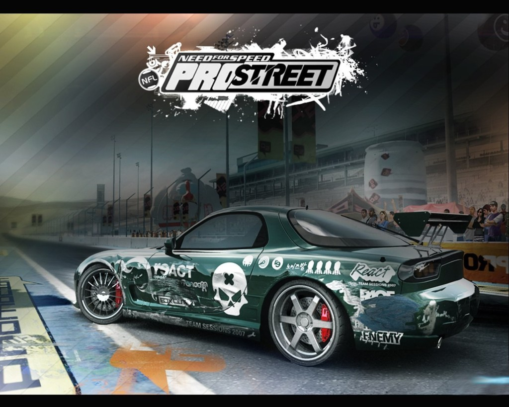 Need for Speed Prostreet 17