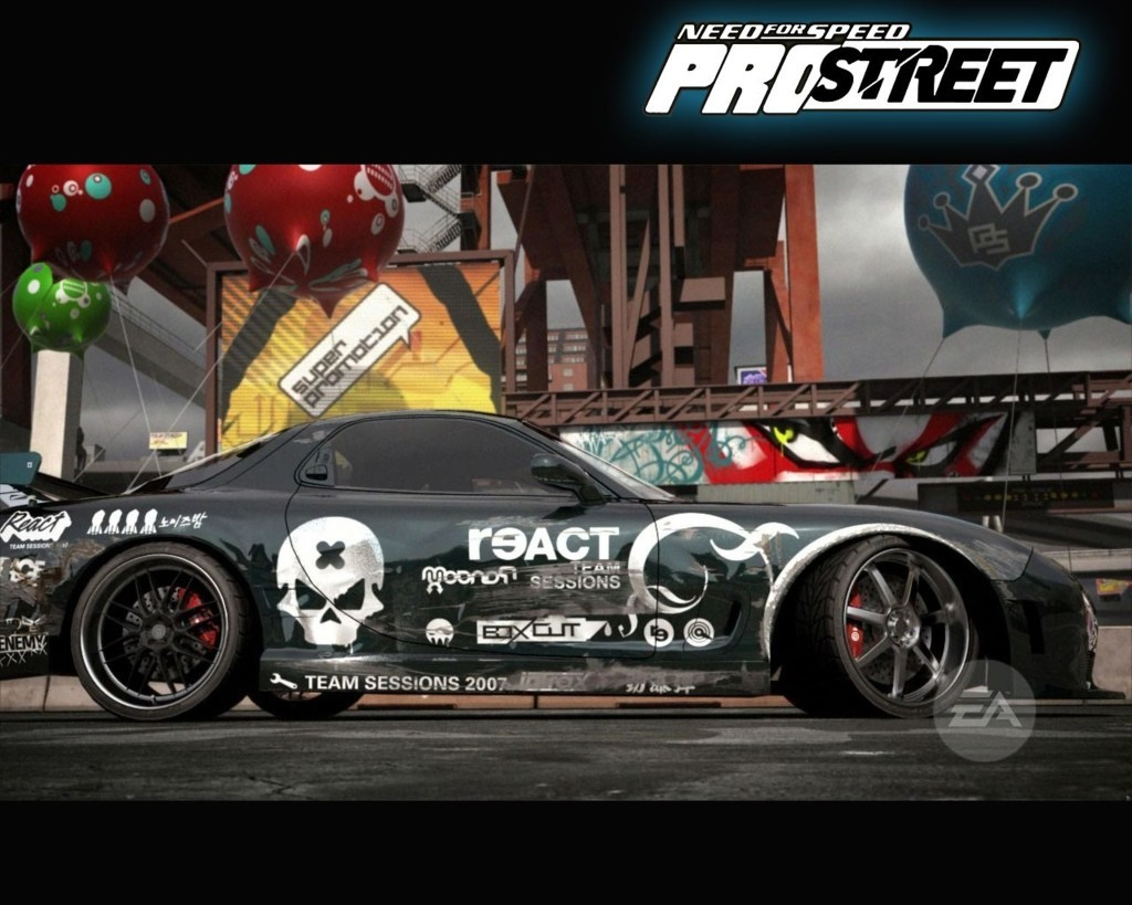 Need for Speed Prostreet 19