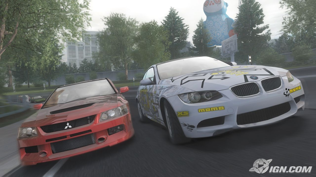 Need for Speed Prostreet 2