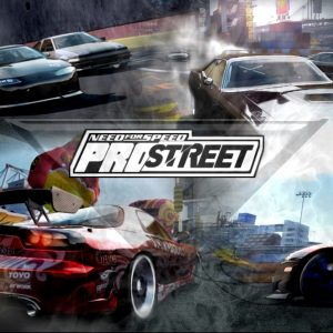 Need for Speed Prostreet 20