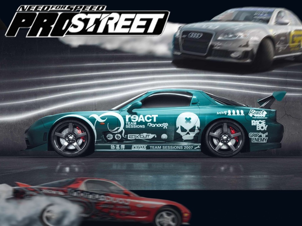 Need for Speed Prostreet 24