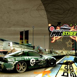 Need for Speed Prostreet 25