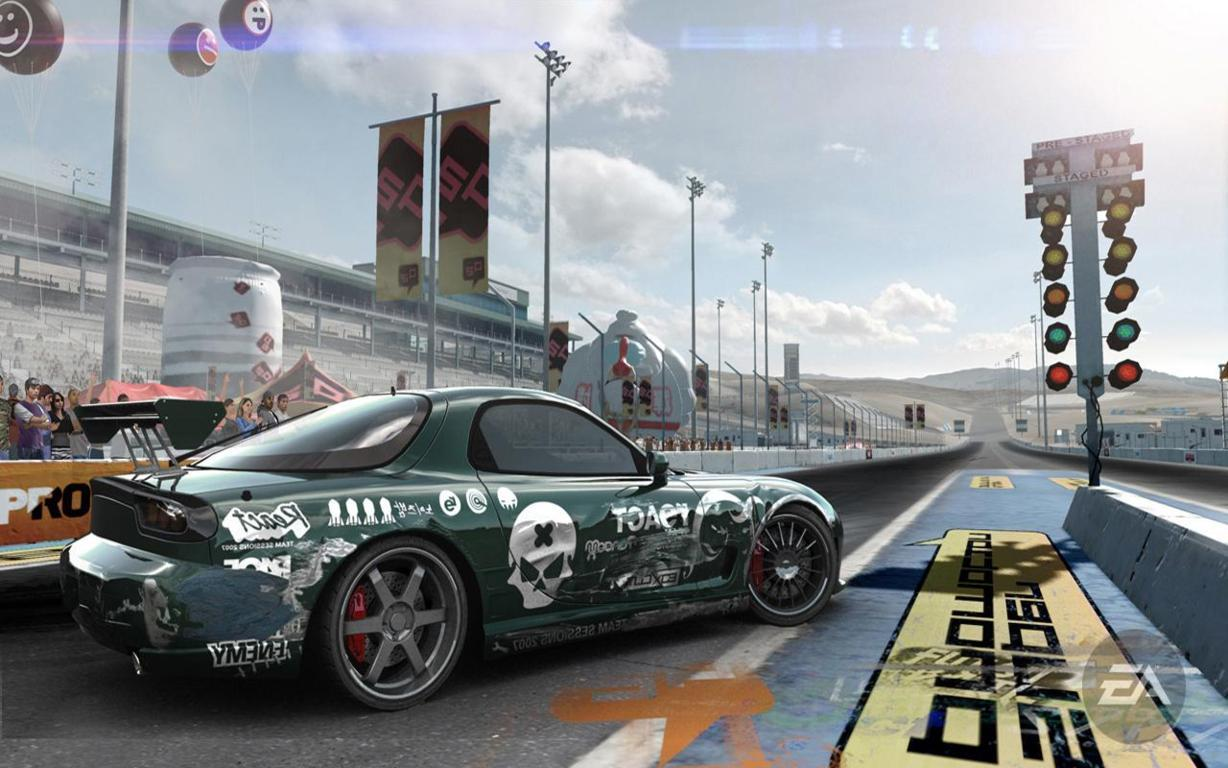 Need for Speed Prostreet 5