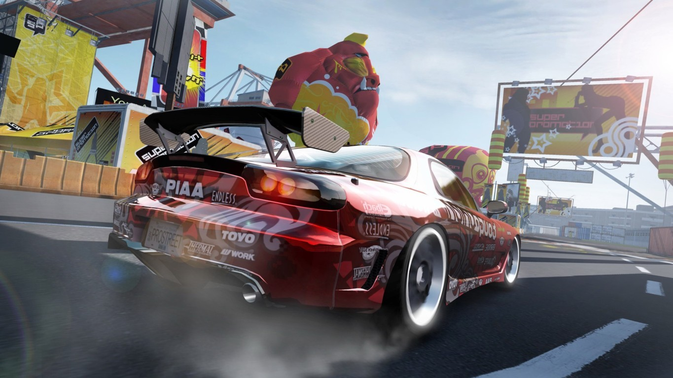 Need for Speed Prostreet 7