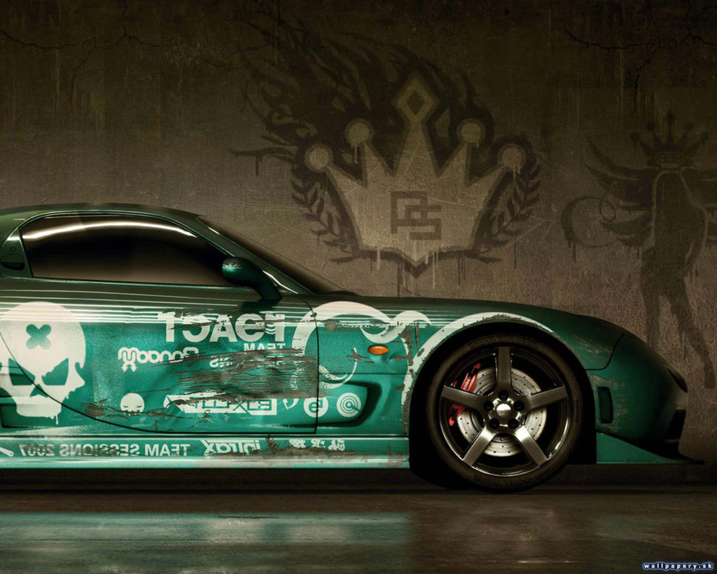 Need for Speed Prostreet 8