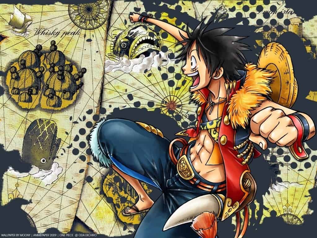 One Piece Wallpaper 6