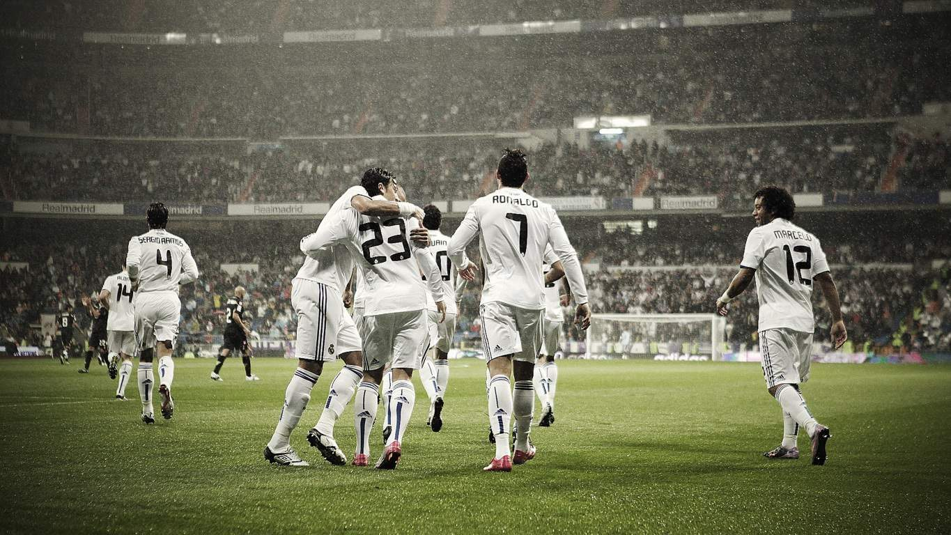 Real Madrid Club de Futbol 14