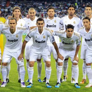 Real Madrid Club de Futbol 15