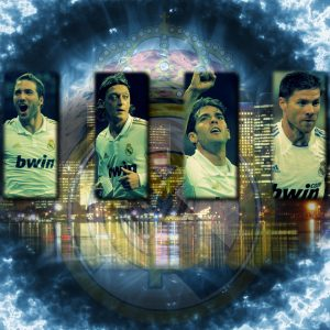 Real Madrid Club de Futbol 17