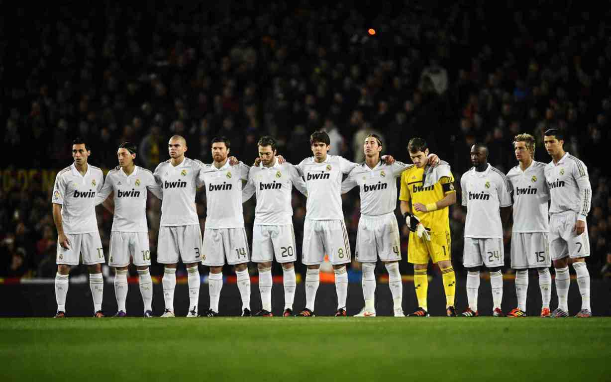 Real Madrid Club de Futbol 19