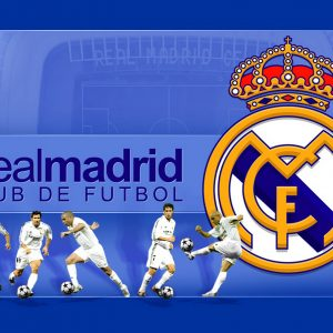 Real Madrid Club de Futbol 2 300x300
