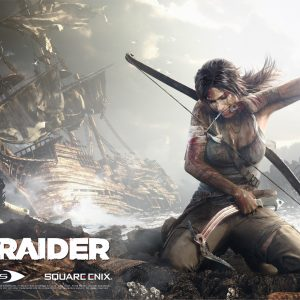 Tomb Raider 2013 Wallpaper 10 300x300